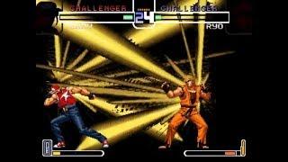 [TAS] Fatal Fury Team VS Art of Fighting Team (KoF 2002)