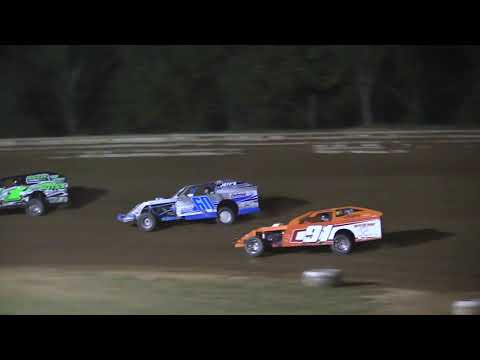 "Ohio Valley Speedway ""Gibby's King Championship"" Sport Mod Feature 9-15-18"