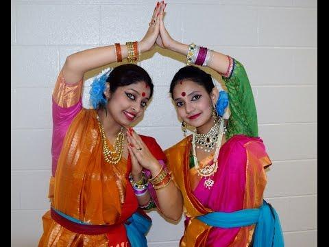 Bengali Dance: Nil Digante Oi Phuler Agun Laglo | Popular Rabindra Sangeet | Basanter geet |