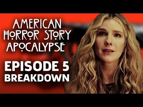 AHS: Apocalypse Season 8 Episode 5