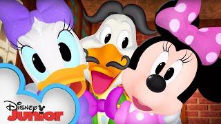Uh Oh, Pizza Dough   Minnie's Bow-Toons   Disney Junior
