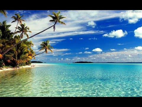 """Most Beautiful Beaches of the World"", ""Tropical Paradises"", with music and effects  HD"