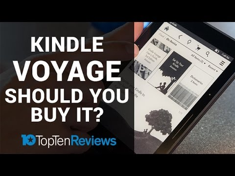 Kindle Voyage - Should You Buy It?