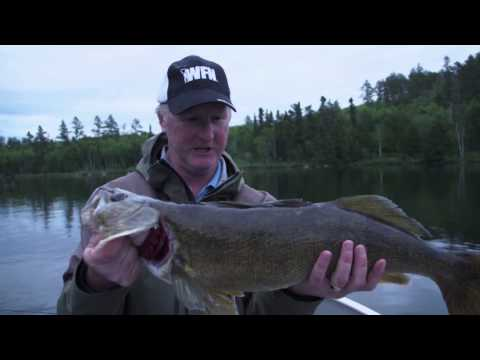 Hawk Lake Topwater Fishing | Orvis