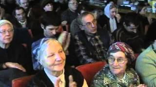 Творческий вечер отца А.Захарова (АТИ-2007 год, часть 2)