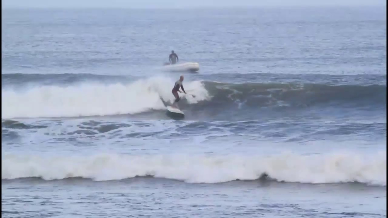 8f61b0f57 Epic waves at Chicama Peru on ExpressYourSurf SUP surf trip - YouTube