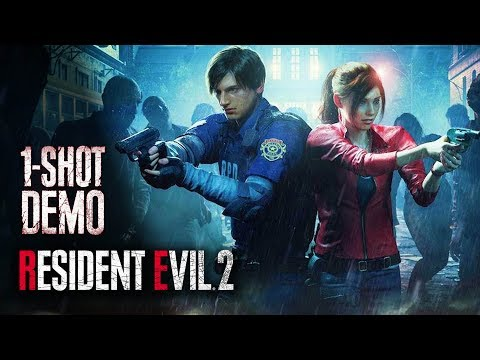 【30分鐘限時試玩】1 Shot Demo | Biohazard RE:2  (Resident Evil 2 remake)