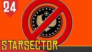نهب Fascistóides Skynetfóbicos - Starsector #24 [اللعب البرتغالية PT-BR]