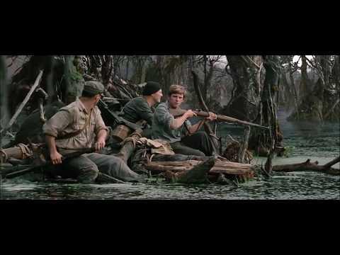 King Kong (2005) Scene - The Swamp