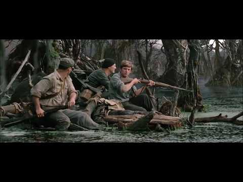 Swamp scene from the extended edition of King Kong