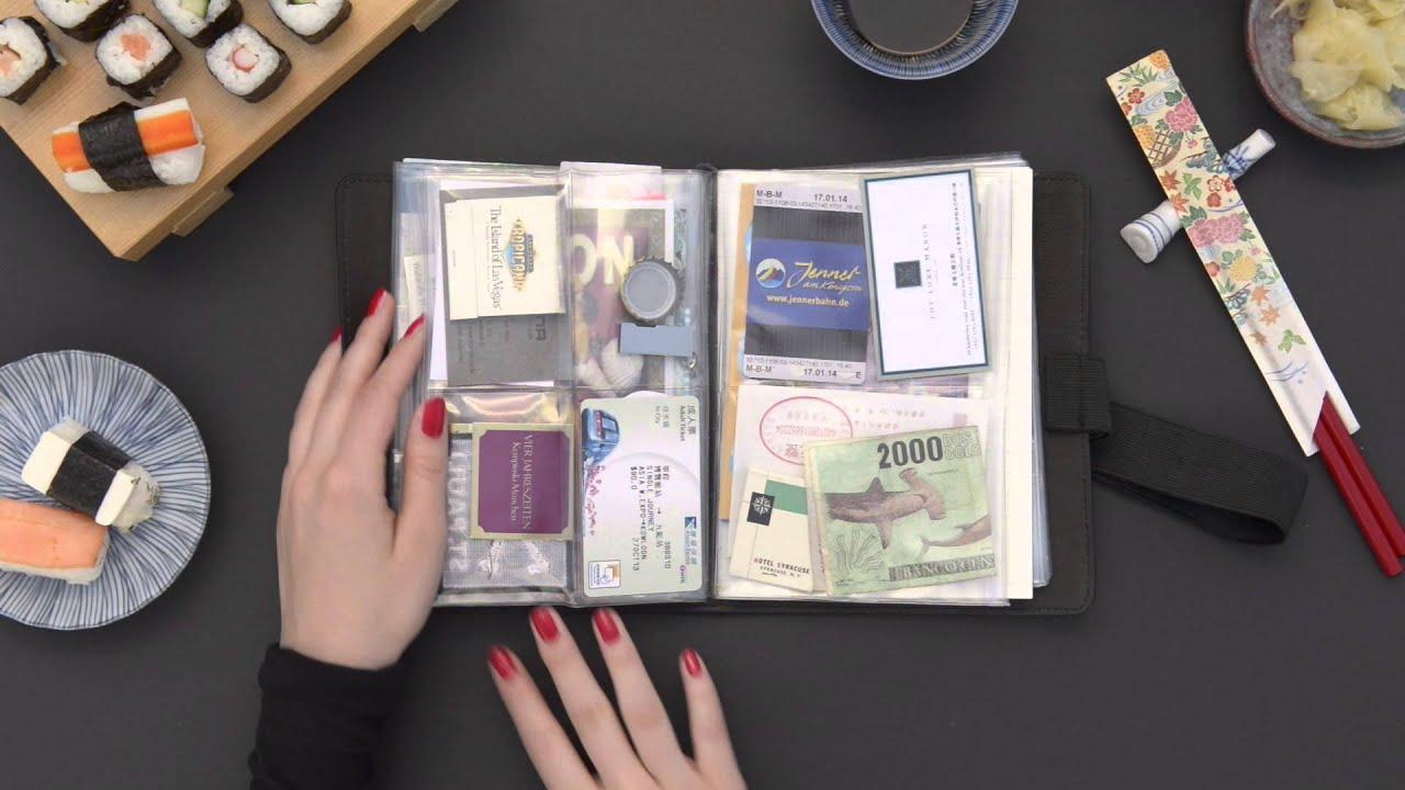 tripbook das andenken sammelbuch youtube. Black Bedroom Furniture Sets. Home Design Ideas