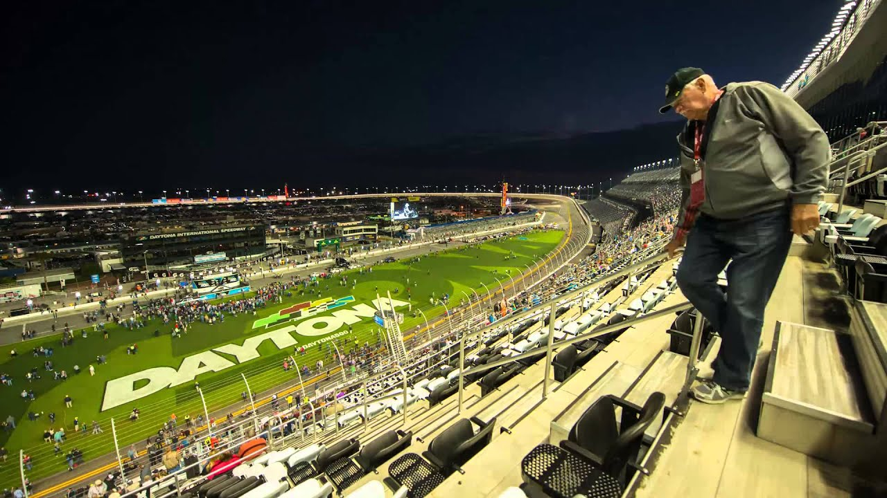 Musco Lighting u2013 Daytona International Speedway & Musco Lighting u2013 Daytona International Speedway - YouTube