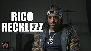 Rico Recklezz on ZackTV Getting Killed, Warned Zack to Stop Filming in the Hood (Part 2)