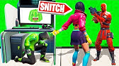 Playing HIDE AND SEEK In The JELLY GAMING ROOM! (Fortnite)