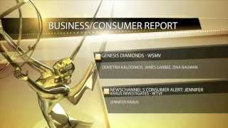 The National Academy Of Television Arts & Sciences - Wsmv Diamond Industry