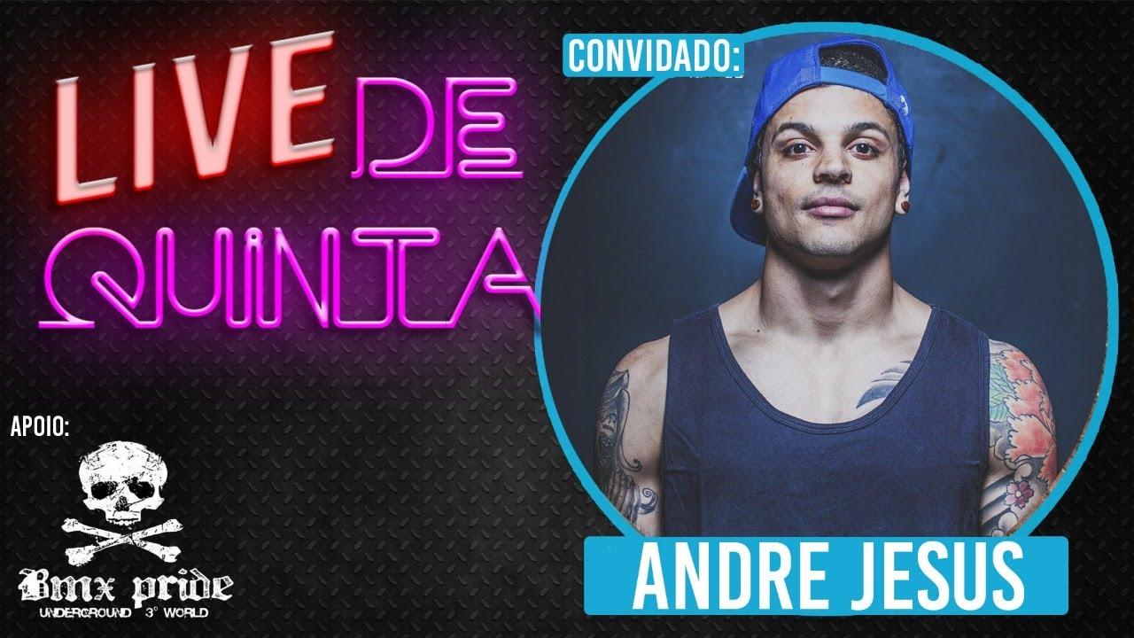Andre Jesus - BMX 77 Live de Quinta