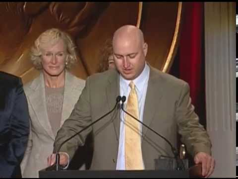 Shawn Ryan - The Shield - 2005 Peabody Award Acceptance Speech