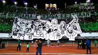 FULL KOREO GREEN NORD'27 PERSEBAYA VS PSIM