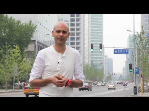 Agent M In Beijing - Why Chinese investors are buying London Property with London expert Monty Nawaz