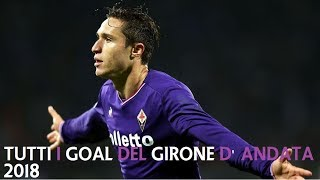 Fiorentina tutti i goal del girone d'andata 2018/2019