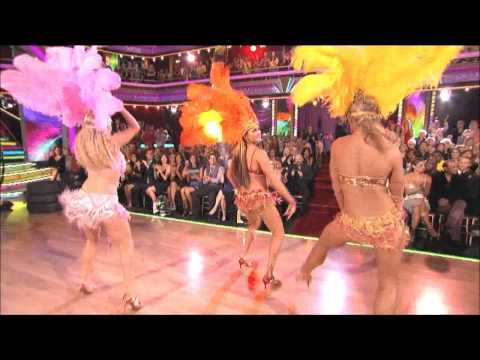 Troupe Bumpers - DWTS 18 (Latin Night)