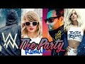 Las Canciones Mas Escuchadas en Spotify 2018 || Party Mix 2018