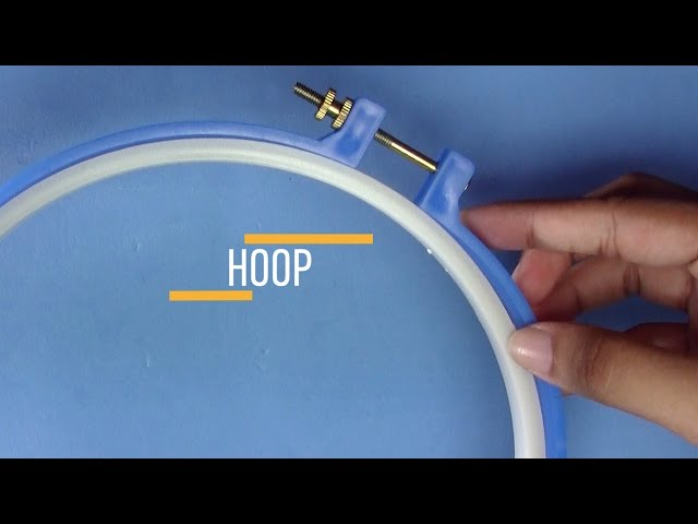 Hand Embroidery For Beginners - Part 1    Handiwor...