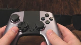 A look at an Ouya | Ashens