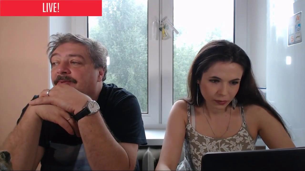 Дмитрий Быков в гостях у QWERTY