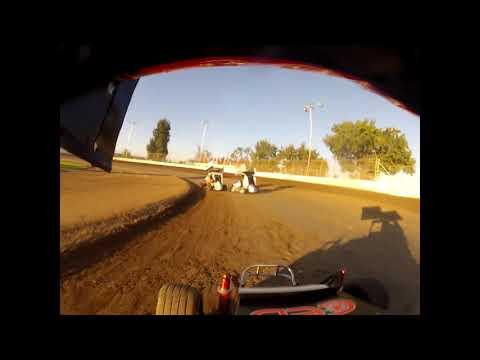 Delta Speedway 8-31-19 Jr Sprint Heat 2 Ty GoPro