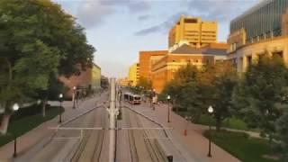 Кампус Университета: День заезда