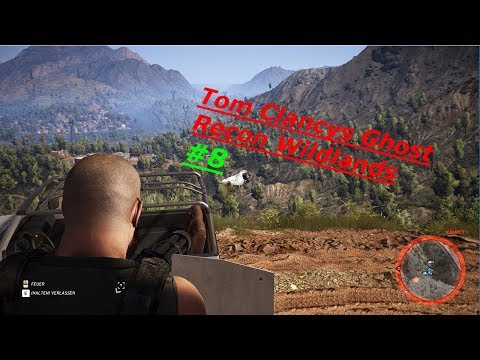 Tom Clancy´s Ghost Recon Wildlands #8 | Es tut mir Leid!!! | Deutsch