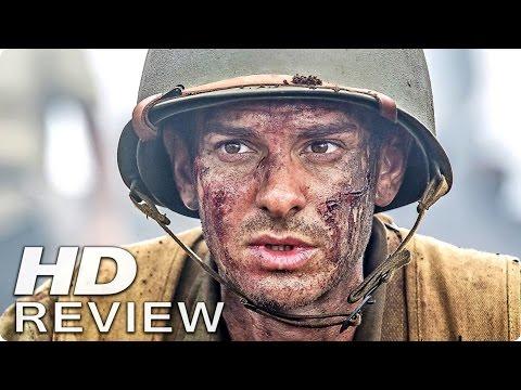 HACKSAW RIDGE Kritik Review (2017)