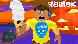 Roblox Halloween Ice Cream Simulator ! || Roblox Gameplay || Konas2002
