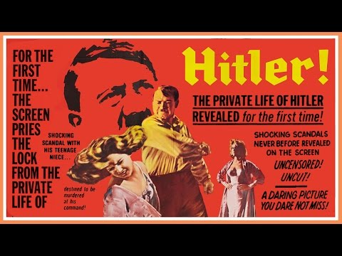 Hitler (1962) Trailer - B&W / 2:29 mins