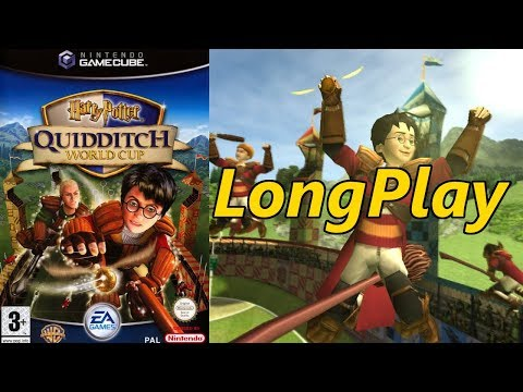 Harry Potter: Quidditch World Cup  Longplay Full Game Walkthrough No Commentary