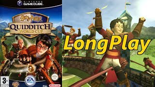 Harry Potter: Quidditch World Cup - Longplay Full Game Walkthrough (No Commentary)
