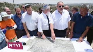 Кнут и пряник    план Авигдора Либермана для палестинцев на Западном берегу?