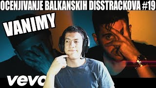 OCENJIVANJE BALKANSKIH DISSTRACKOVA - Vanimy ft BalkanAlert - Maska