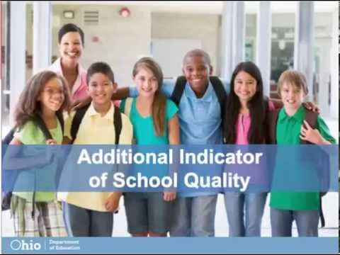 ESSA: Incorporating non-academic factors into Ohio's accountability systems (08/10/2016)