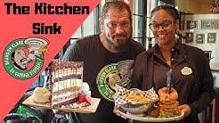 Universal's Hard Rock Hotel's Kitchen Sink Challenge