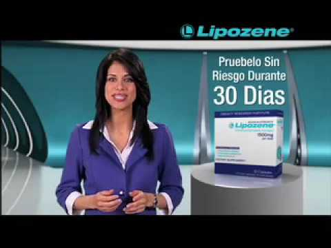 lipozene pastillas para perder peso