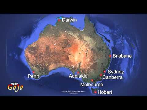 How Australians Pronounce Their Capital City Names
