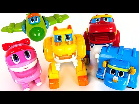 Thumbnail: We are back! GoGoDino S3 dinosaur expedition sound transformers!! - DuDuPopTOY