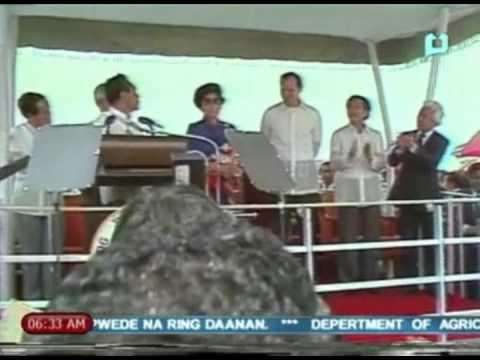 Balitaan: Paggunita kay dating Senador Benigno