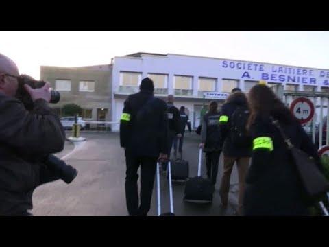 Lactalis: Perquisition au siège de Laval