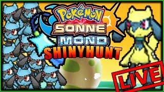 AUF EIN NEUES! Shiny Riolu ! Pokemon Sonne & Mond Shiny-Hunt