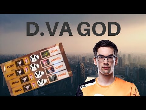 Poko Is The BEST D.Va Player?! Is There Any Hope For Florida Mayhem? (OWL S1 W2 D1 Recap)