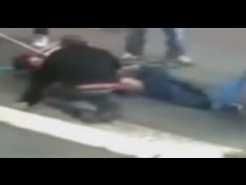 Napoli - Ciro Esposito, spunta video dell'omicidio a Tor di Quinto -1- (04.09.14)