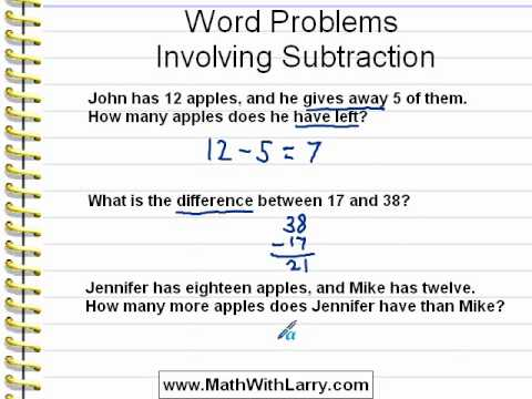 Problem solving with integers